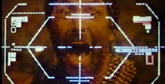 Robowar - Chuck Norris Lookalike