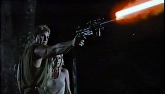 Robowar - Reb Brown Laser Gun