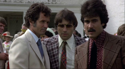 Roller Boogie - 70s mafia dudes