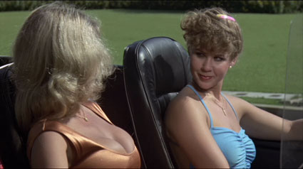 Roller Boogie - Kimberly Beck and Linda Blair