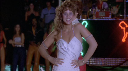 Roller Boogie - Linda Blair Competes!