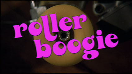 Roller Boogie - Opening Title