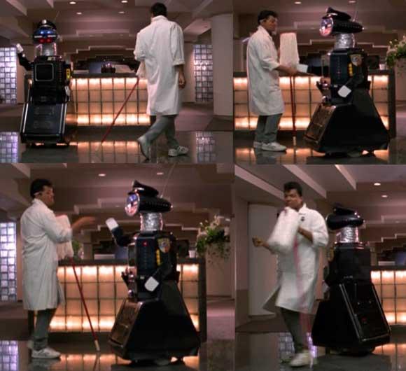 R.O.T.O.R. - Robot Dance