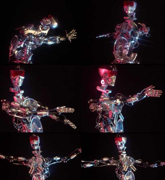 R.O.T.O.R. - Robot Tai-Chi