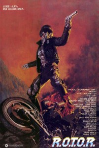 R.O.T.O.R. - VHS Cover