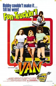 Poster for The Van (1977)