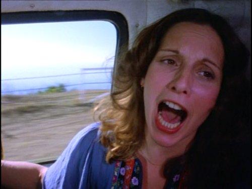 The Van - Deborah White screams!