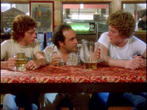 Danny DeVito in The Van (1977)