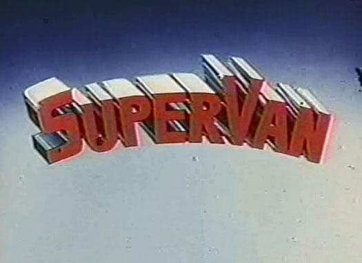 Supervan - Groovy  Titles - 1977