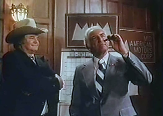 Supervan - Joe Don Baker and Ted Knight