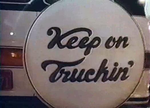 Supervan 1977 - Keep On Truckin