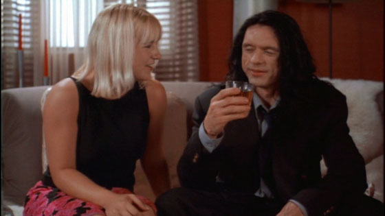 The Room - Lisa and Johnny