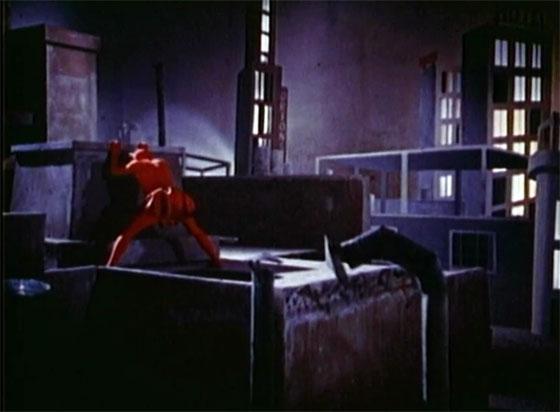 Santa Claus - 1959 - the Devil