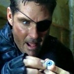 David Hasselhoff - Nick Fury - Agent of Shield