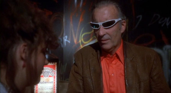 Christopher Lee in Howling II