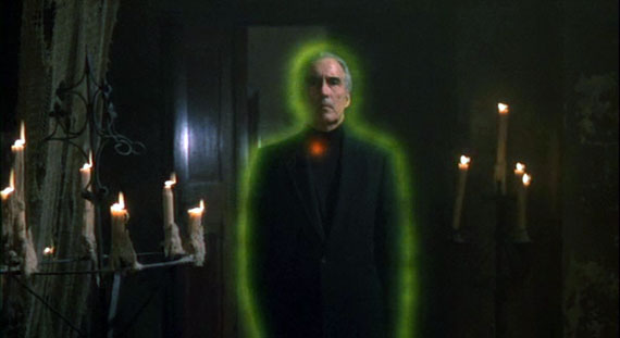 Howling II - Christopher Lee