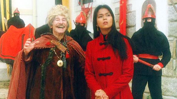 Khan and Princess